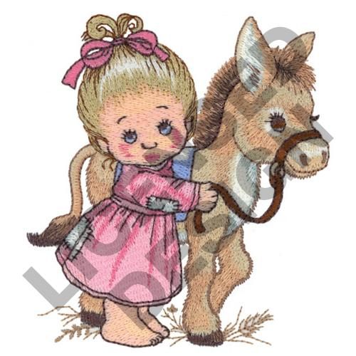 Pet Donkey Embroidery Designs Machine Embroidery Designs At