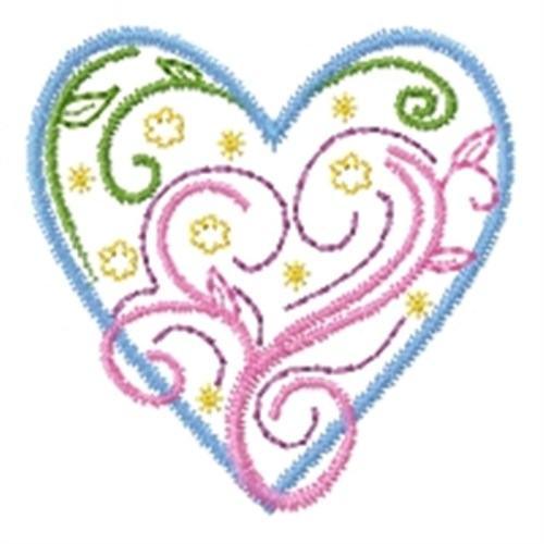 the letter t heartstrings embroidery embroidery design swirls 3 26484