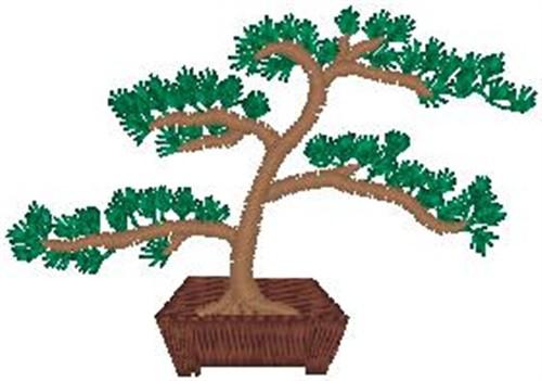 Bonsai Tree Embroidery Designs Machine Embroidery Designs At Embroiderydesigns Com