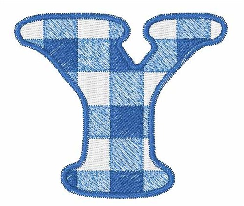Gingham y embroidery designs machine