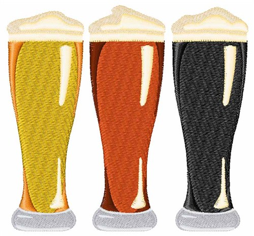 Beer Variety Embroidery Designs Free Machine Embroidery Designs At