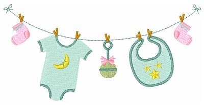 Baby Clothes Embroidery Designs, Machine Embroidery ...