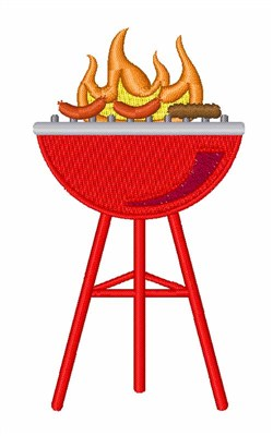 Bbq Grill Embroidery Designs Machine Embroidery Designs At
