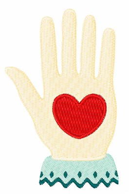 Heart Hand Embroidery Designs Machine Embroidery Designs At