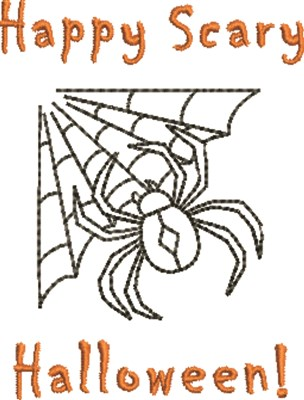 Scary Halloween Embroidery Designs Machine Embroidery Designs At