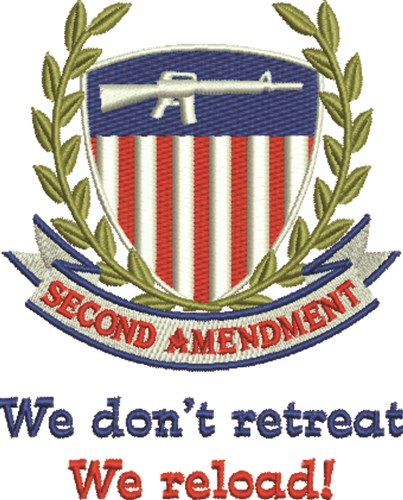 Dont retreat embroidery designs machine