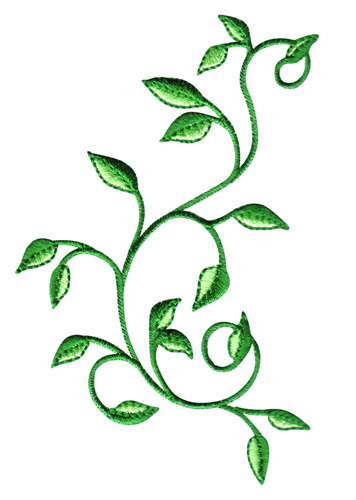 Swirled Vine Embroidery Designs Machine Embroidery Designs At