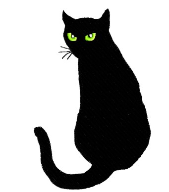 Black Cat Embroidery Designs Machine Embroidery Designs At