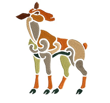 African Animal Embroidery Designs Machine Embroidery Designs At