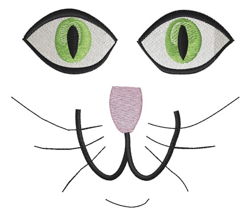 Cat Face Embroidery Designs Free Machine Embroidery Designs At