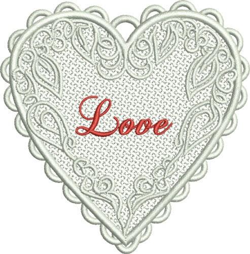 Fsl valentine heart embroidery designs machine
