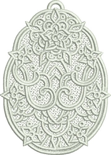 Fsl Easter Egg Embroidery Designs Machine Embroidery Designs At