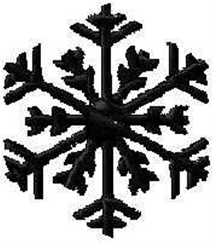 Ice crystal embroidery designs machine embroidery designs for Landmark design