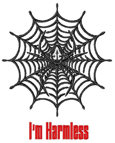 Harmless spider embroidery designs free machine for Landmark design