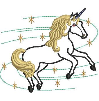 Unicorn Applique Embroidery Designs Machine Embroidery