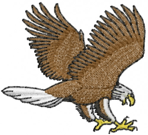 Eagle Embroidery Designs Machine Embroidery Designs At EmbroideryDesigns.com