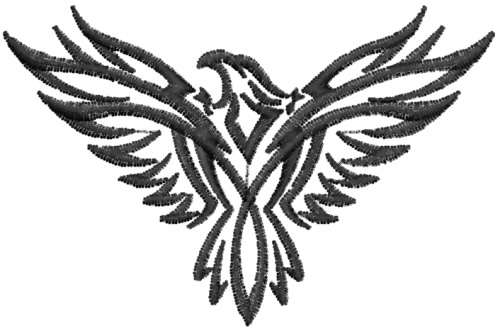 Flying Eagle Embroidery Designs, Machine Embroidery Designs at ...