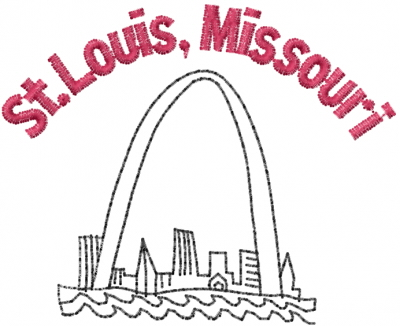 St Louis Embroidery Designs Machine Embroidery Designs At