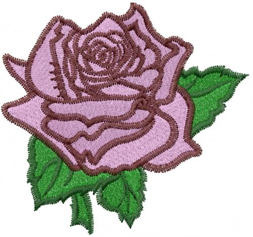 Machine embroidery rose designs makaroka