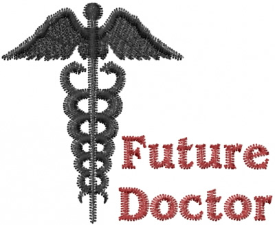 Future Doctor Embroidery Designs Machine Embroidery Designs At