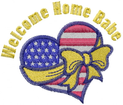 Welcome Home Embroidery Designs Machine Embroidery Designs At