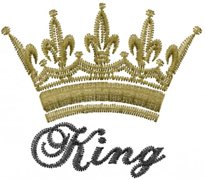 Kings Crown Embroidery Designs Machine Embroidery Designs At