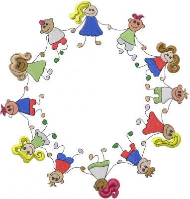 Globe Stick Kids Embroidery Designs Machine Embroidery Designs At
