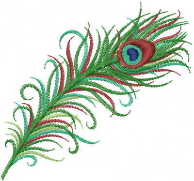 peacock feather embroidery designs machine embroidery