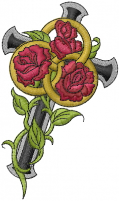 custom lettering machine embroidery designs embroidery design roses with 21272