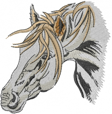 Horse Head Embroidery Designs Machine Embroidery Designs