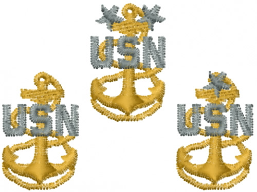 Free Us Navy Embroidery Designs