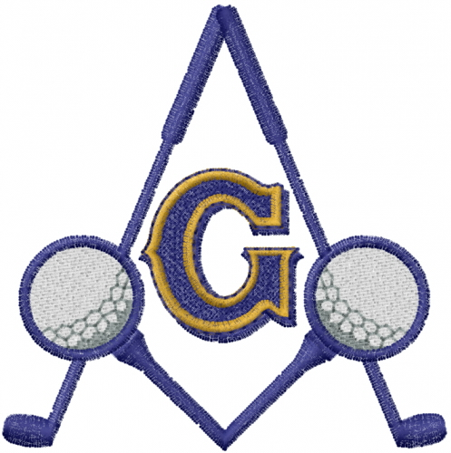 Mason Golf Embroidery Designs Machine Embroidery Designs At