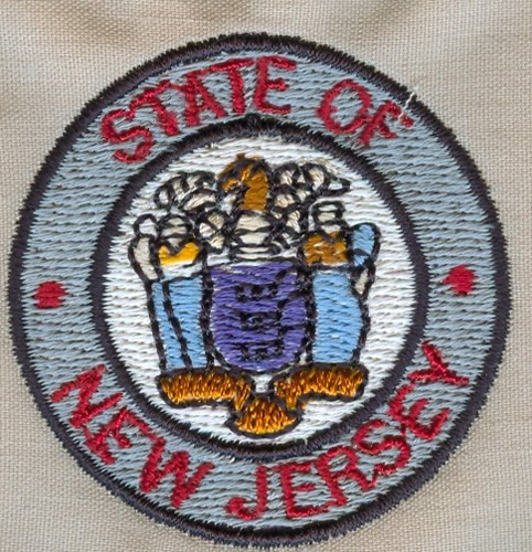 New jersey embroidery designs machine