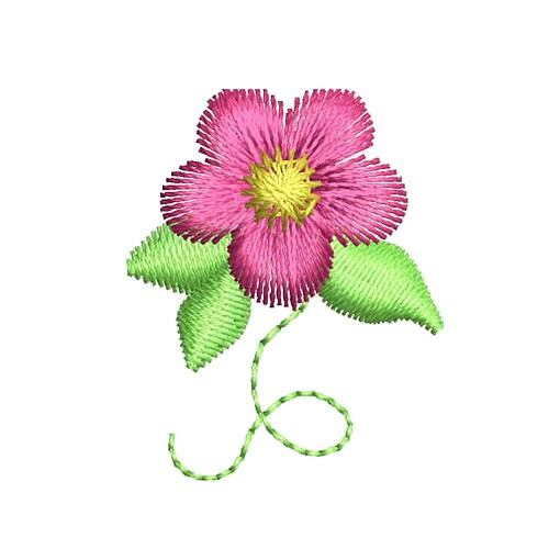 Pink Flower Embroidery Designs Machine Embroidery Designs