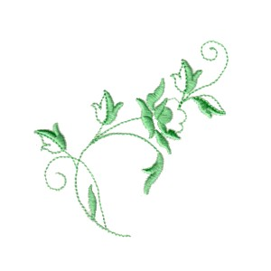 Rose Vine Scroll Embroidery Designs Machine Embroidery Designs At