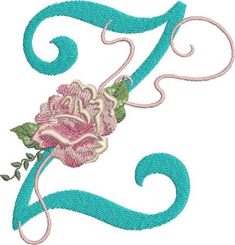 Harrington rose z embroidery designs machine