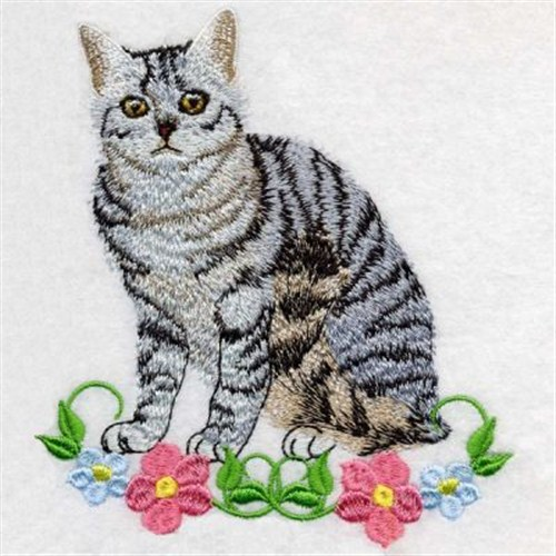Realistic Cat Embroidery Designs Machine Embroidery Designs At