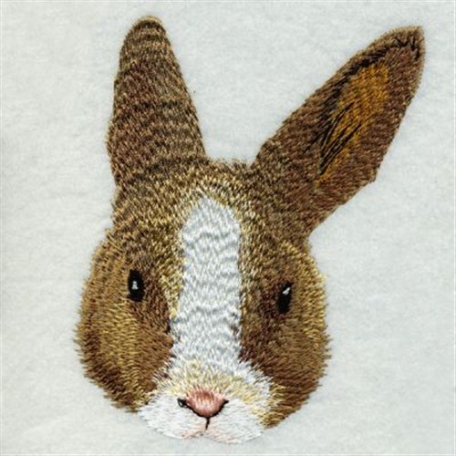 realistic bunny embroidery designs machine embroidery designs at