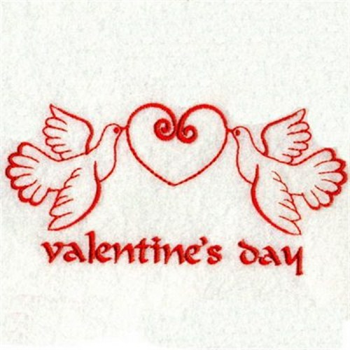 Valentine Doves Embroidery Designs Machine Embroidery Designs At