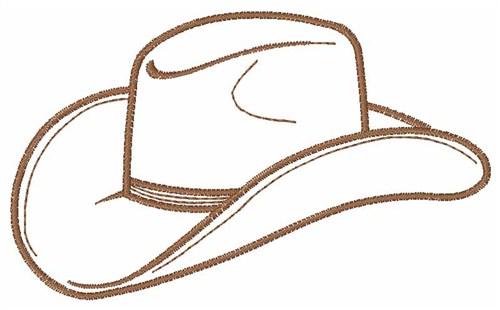 1f527f02dbf Cowboy Hat Embroidery Designs
