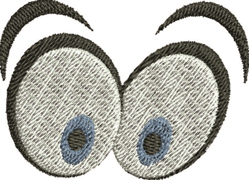 Cartoon Eyes Embroidery Designs Machine Embroidery Designs At
