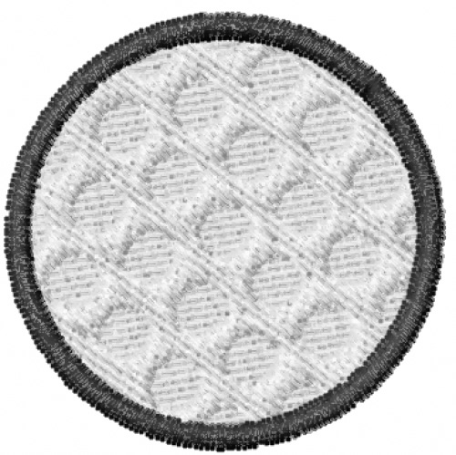 Golfing embroidery designs machine