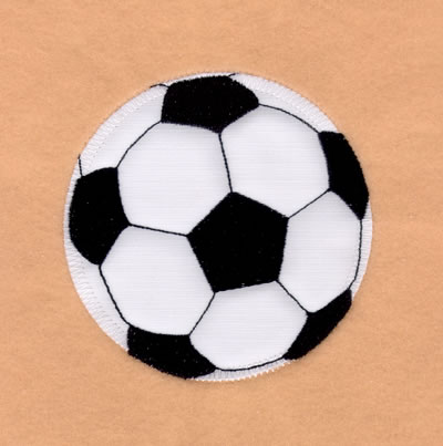 Soccer Ball Applique Embroidery Designs Machine Embroidery Designs