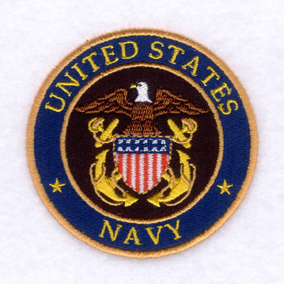 United States Navy Seal Embroidery Designs Machine Embroidery