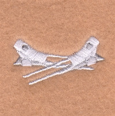 Hair Clips Embroidery Designs Machine Embroidery Designs