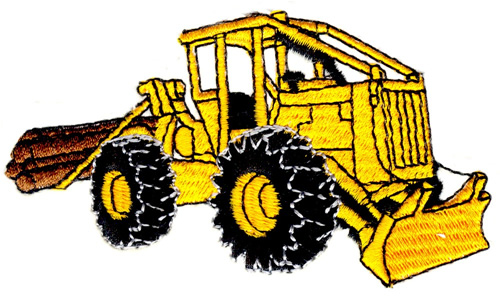 John Deere Embroidery Design