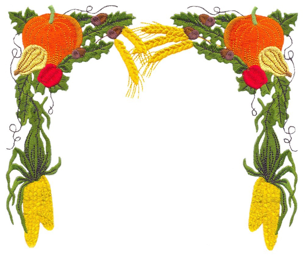 harvest border baskan idai co rh baskan idai co  free food clipart borders