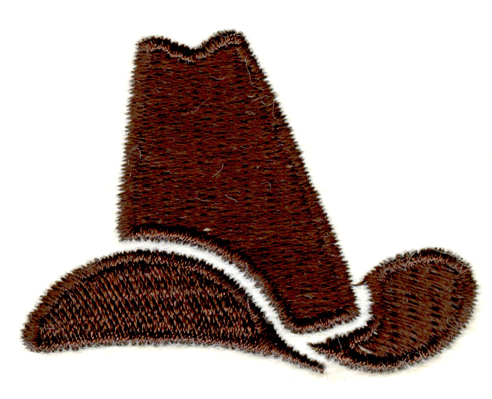 832172e86a Tall Cowboy Hat Embroidery Designs