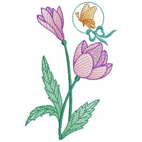 Flower garden embroidery designs machine embroidery designs at for Garden embroidery designs free