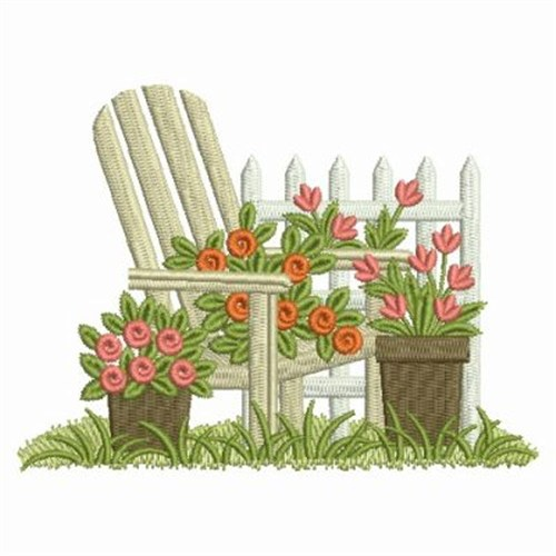 Flower garden embroidery designs machine embroidery for Garden embroidery designs free